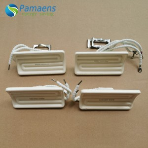 High Heating Efficient Infrared Ceramic Heat Emitter Made by Professional Factory