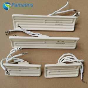 High Heating Efficient Far Infrared Ceramic Heaters Electric