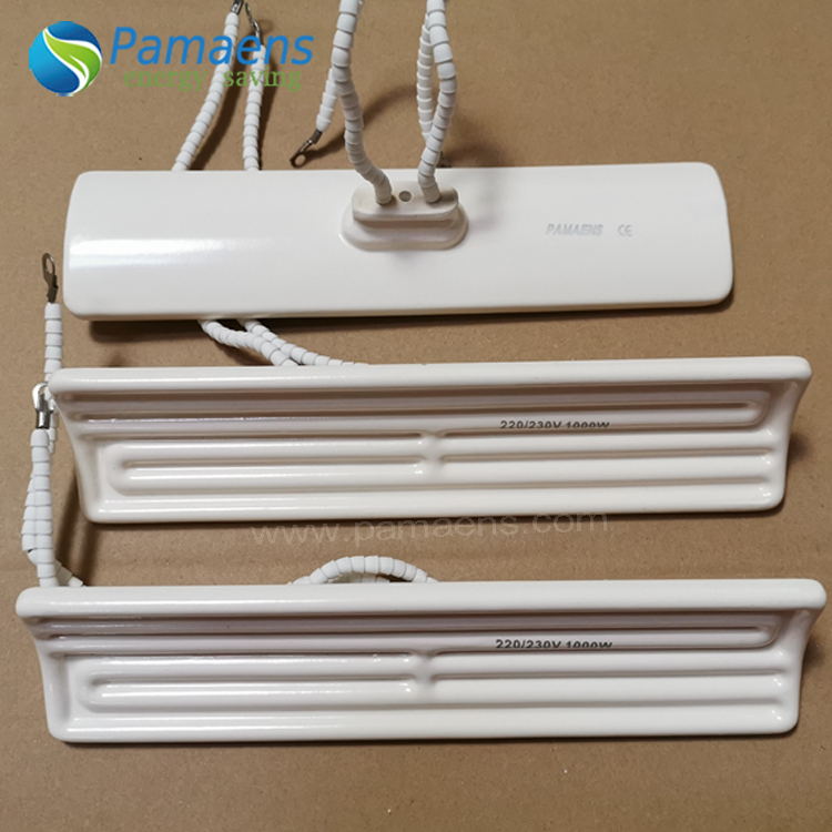 Fast Heating Electric Infrared Heaters with Long Lifetime Featured Image