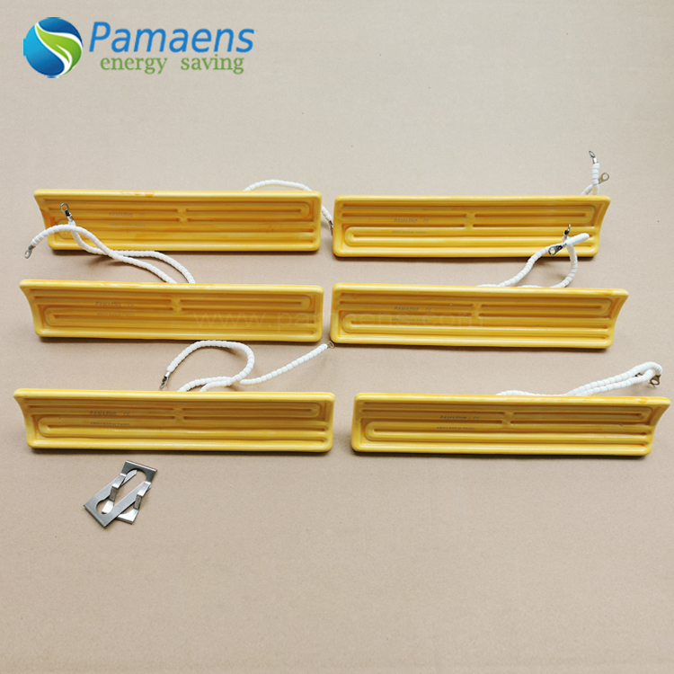 Factory Delivery High Temperature Insulating Ceramic Infrared Heater Heating Element Featured Image