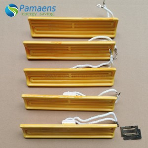 Factory Delivery High Temperature Insulating Ceramic Infrared Heater Heating Element