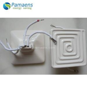Infrared Heater Ceramic 120 x 120 mm