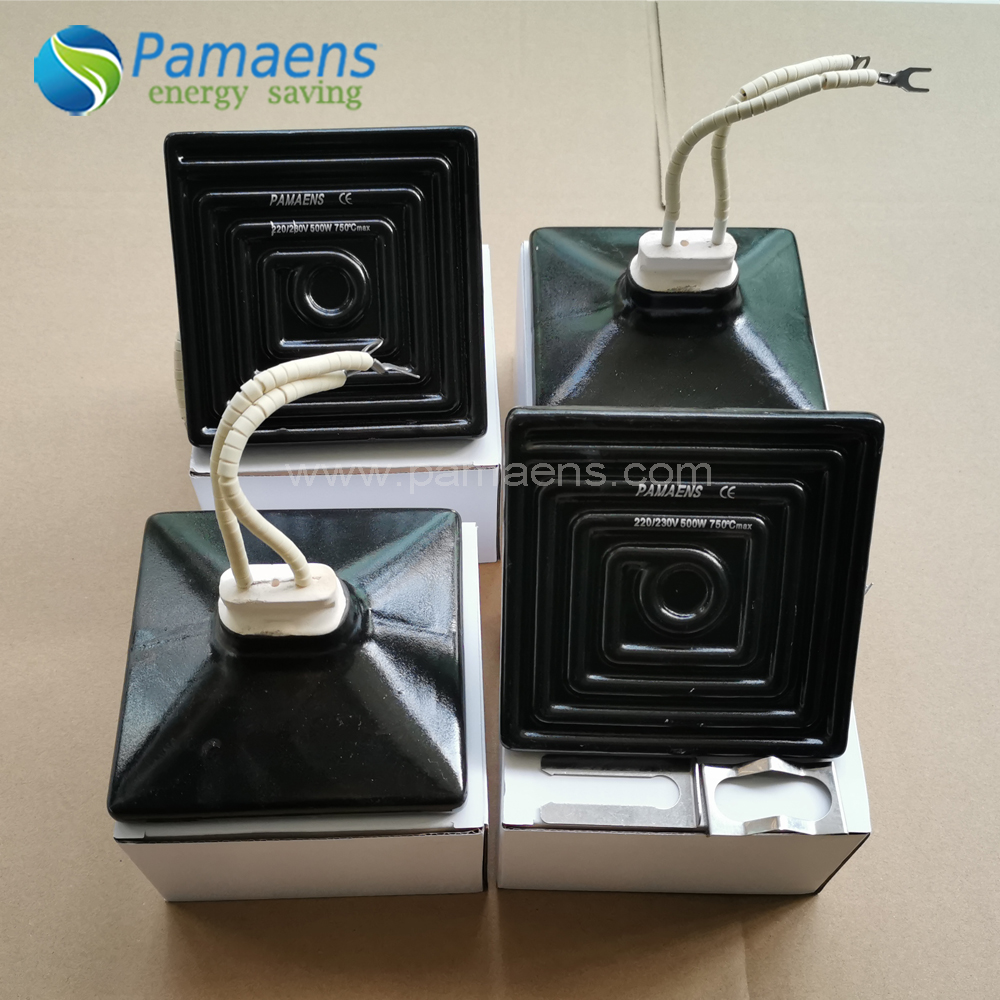 Durable Far Infrared Ceramic Plate Heaters with Long Lifetime Chinese Supplier Featured Image