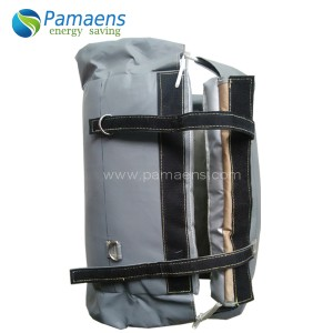 Factory Supplied Removable Exhaust Jackets Marine Exhaust Insulation