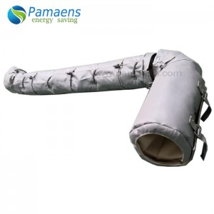 High Temperature Durable Insulation for Steam Pipe