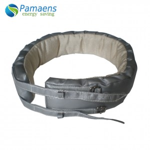 Custom Insulation Jackets for Film Blowing Machine with Long Lifetime