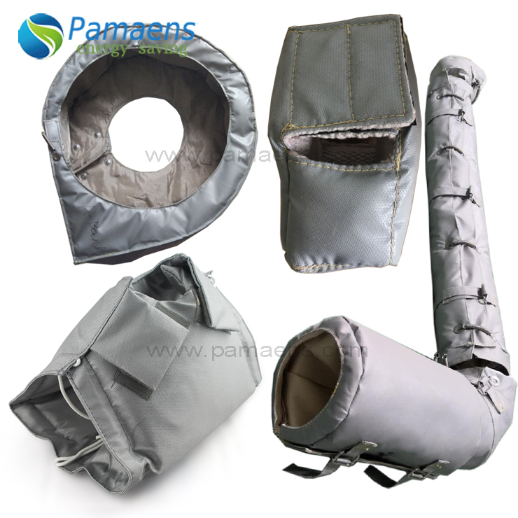 High Quality Thermal Insulation jackets blankets for Pipes Pumps Valves Featured Image
