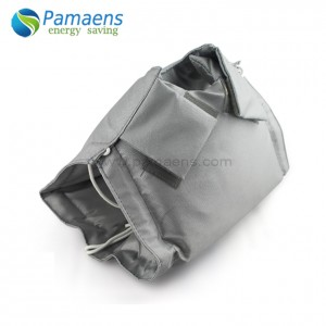 Reusable and Removable Thermal Insulation Jackets Customized with Flexible MOQ