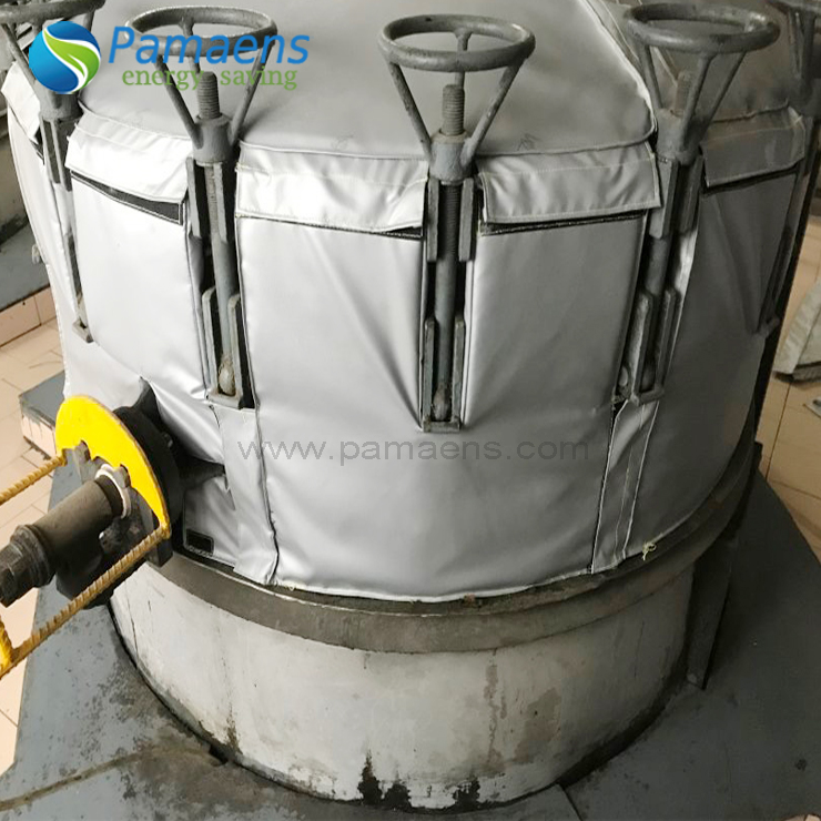 Insulating Blanket for Heating Furnace, Energy Saving Furnace Cover Featured Image