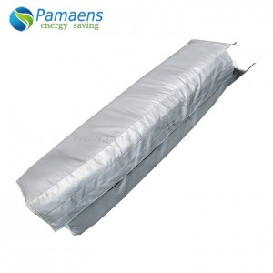 Factory Sell Directly Removable Insulation Jacket for Exhaust Pipe with Fast Delivery