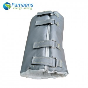 High Temperature Resistance Injection Barrel Heat Cover with Custom Dimension