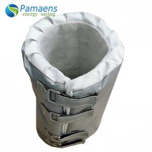 Keraamilisest kiudkangast valmistatud süstimismasina isolatsioonijoped