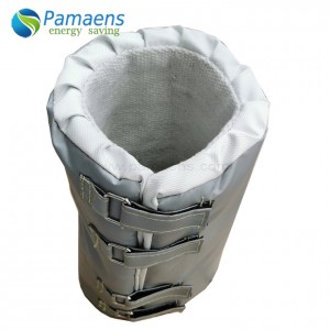 High Temperature Resistance Extrusion Barrel Jacket with Custom Dimension