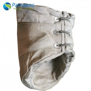 Factory Supplied Removable Exhaust Insulating Jacket kits