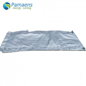 High Quality Reaction Still Insulation Jacket with High Temperature Resistance