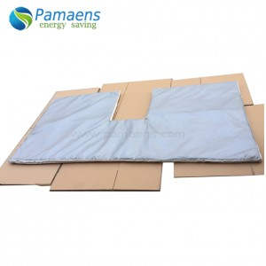 Reusable and Removable Insulation Blankets for T – Die with High Temperature Resistant