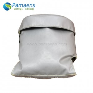 Reusable and Removable Water Meter Insulation Cover with Long Lifetime