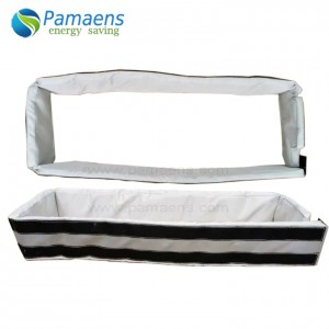 Water Proof Energy Saving Equipment Insulation Jacket with Fast Delivery