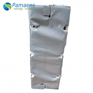 35% Energy Saving Fiberglass Blanket Insulation for Plate Heat Exchanger