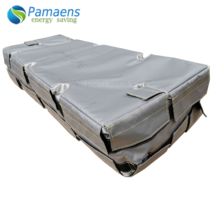 Removable Flexible Thermal Insulation Jacket for Plate Heat Exchanger Featured Image