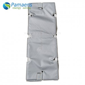 Customized Heat Exchanger Insulation Jackets with Fast Delivery