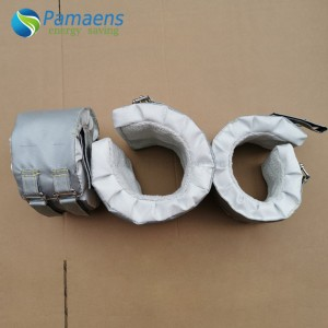 High Quality Custom Extruder Thermal Blanket Insulation Jacket for Heaters