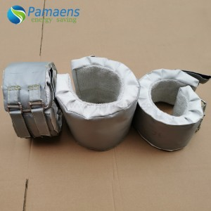 Energy Saving Band Heater Cover Barrel Insulation Jacket with High Temperature resistance