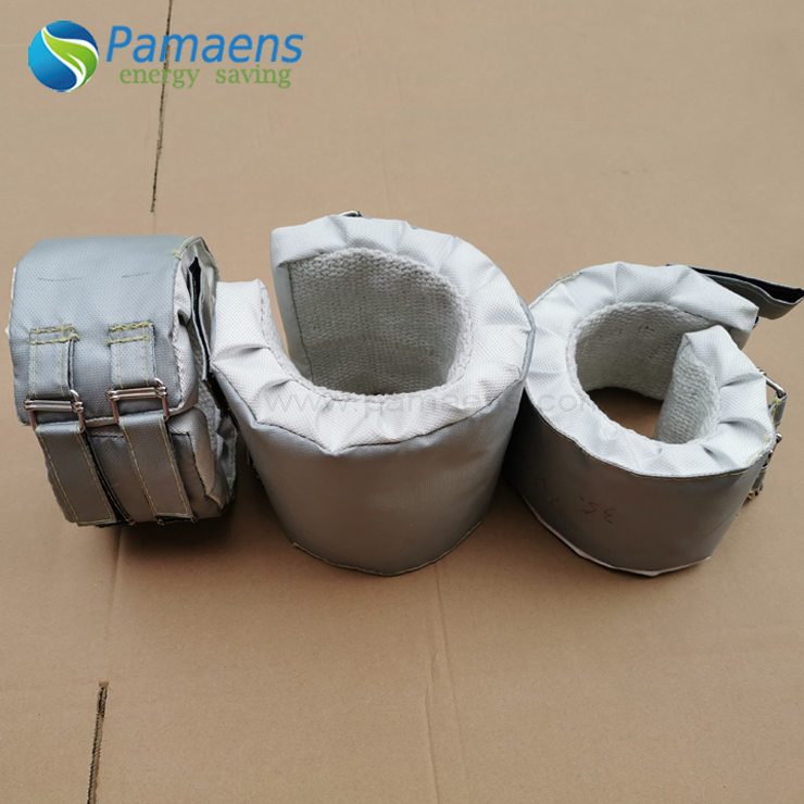 High Quality Custom Extruder Thermal Blanket Insulation Jacket for Heaters Featured Image