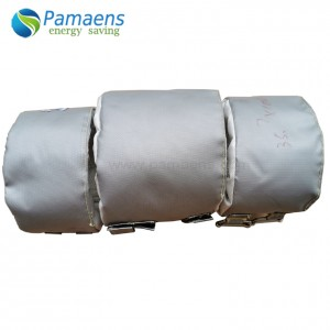 Electric Heater Insulation Jacket – Energy Saving for Injection Molding Machine