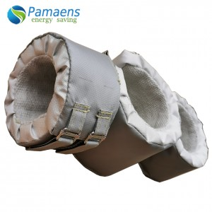 Energy Saving Insulation Barrel Blankets Injection Molding with Customized Sizes