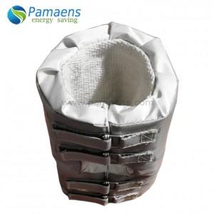 Custom Extruder Barrel High Temperature Heat Insulation with Long Lifetime