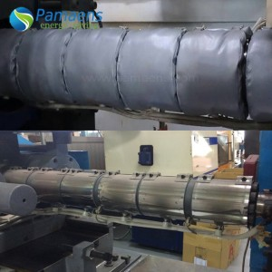 Custom Industrial Insulation Jacket for Injection Machines, Extrusion Machines, Blow Film Machines with Long Lifetime