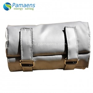 High Quality Equipment Pipe Insulation Protection Cover Thermal Insulation
