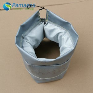 Customized Bellows and flange Insulation Jackets, Insulation cover, High Temperature Resistance
