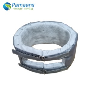 Flexible Heater Insulation Jacket/Jacket Thermal Insulation for Charging Barrel