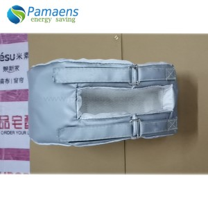 High Temperature Resistance Insulation Cover for Blow Molding Machine with Long Lifetime