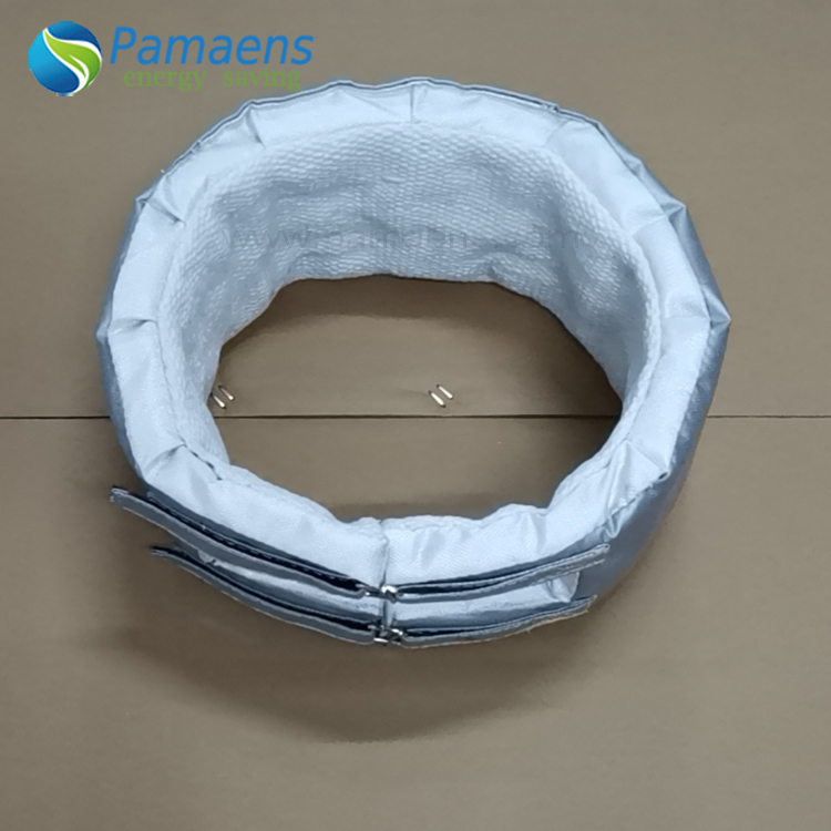 Flexible Heater Insulation Jacket/Jacket Thermal Insulation for Charging Barrel Featured Image