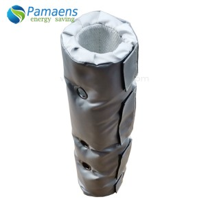 Flexible Insulation Jacket Customized for Pipe, Heater, & More, High Quality and Fast Delivery