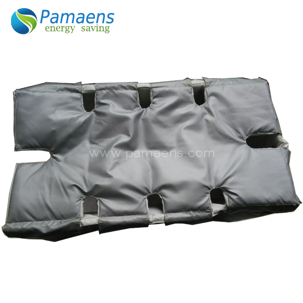 Removable Heat Exchanger Insulation Jackets with One Year Warranty Featured Image
