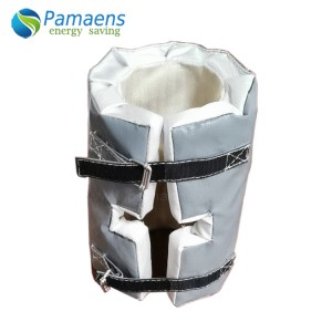 PAMAENS Industrial Plastic Injection Molding Machine Insulation Jacket for Barrel Heater
