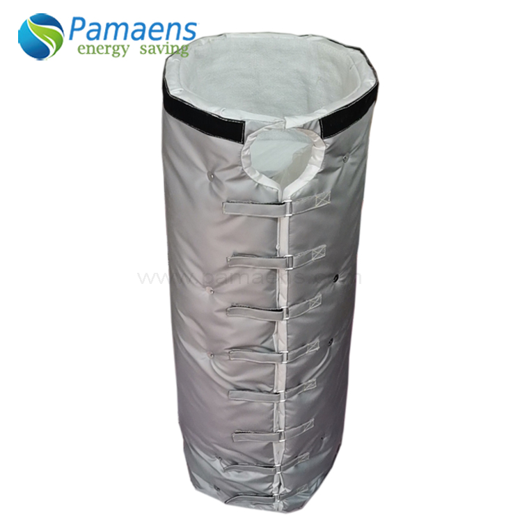 Water and Fire Proof Customized Insulated Pipe Jacket Made in China Featured Image