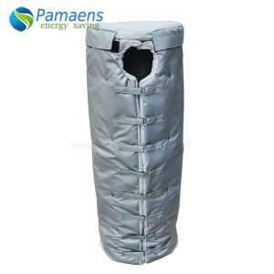 Water and Fire Proof Customized Insulated Pipe Jacket Made in China