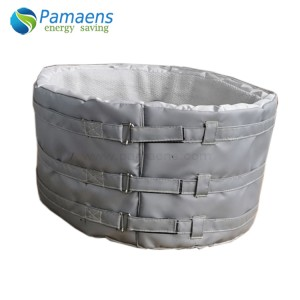 Electric Heater Insulation Jacket – Blown Film Machine Insulation Blankets