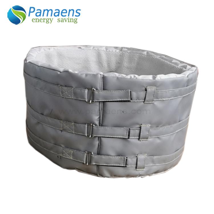 Electric Heater Insulation Jacket – Blown Film Machine Insulation Blankets Featured Image