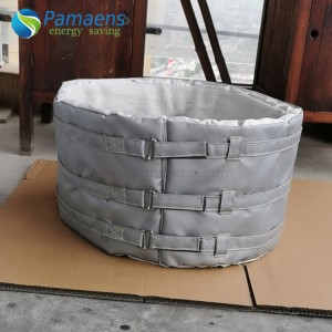 Insulation Blankets for Big Band Heaters- Energy Saving for Injection Molding Machine