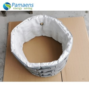 Electric Heater and Barrel Thermal Insulator- Blown Film Machine Insulation Blankets