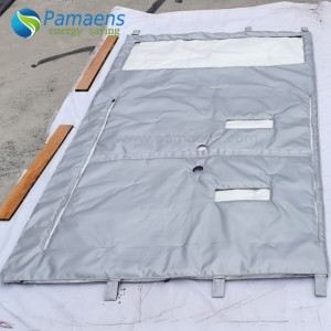 High Quality Big Insulation Jackets Insulation Cover for Machines