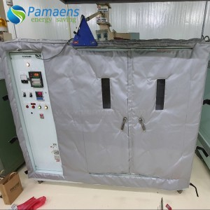 Customized Insulation Jackets, Blankets and Cover for Oven, Big Machine