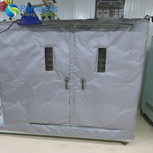 Customized Insulating Blanket for Heating Furnace Manufacturer Supplied Directly