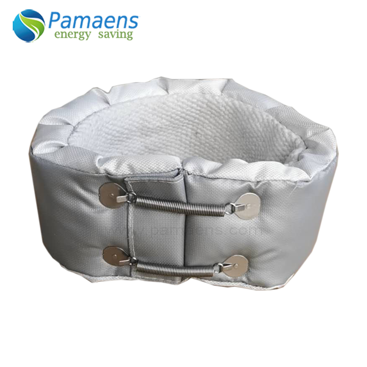 High Temperature Thermal Insulation Jacket Blanket for Barrel with One Year Warranty Featured Image
